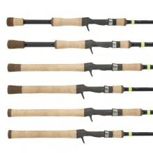 G. Loomis E6X Bass Casting Rods